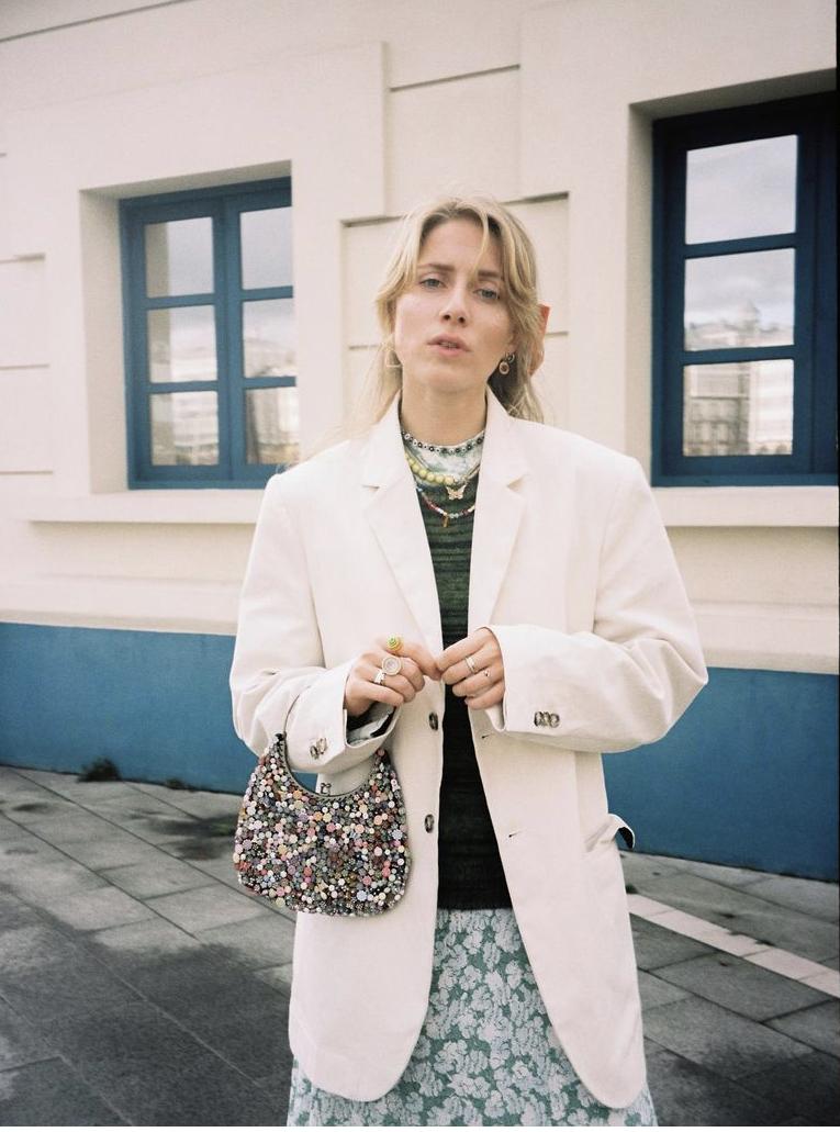 Laura Tønder, una danesa con estilo ecléctico que no le tiene miedo a nada