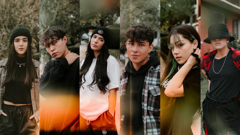 Tras el éxito de TeamTok, Ins Media lanzó la primera casa de baile de Chile (y exclusiva de tiktokers)