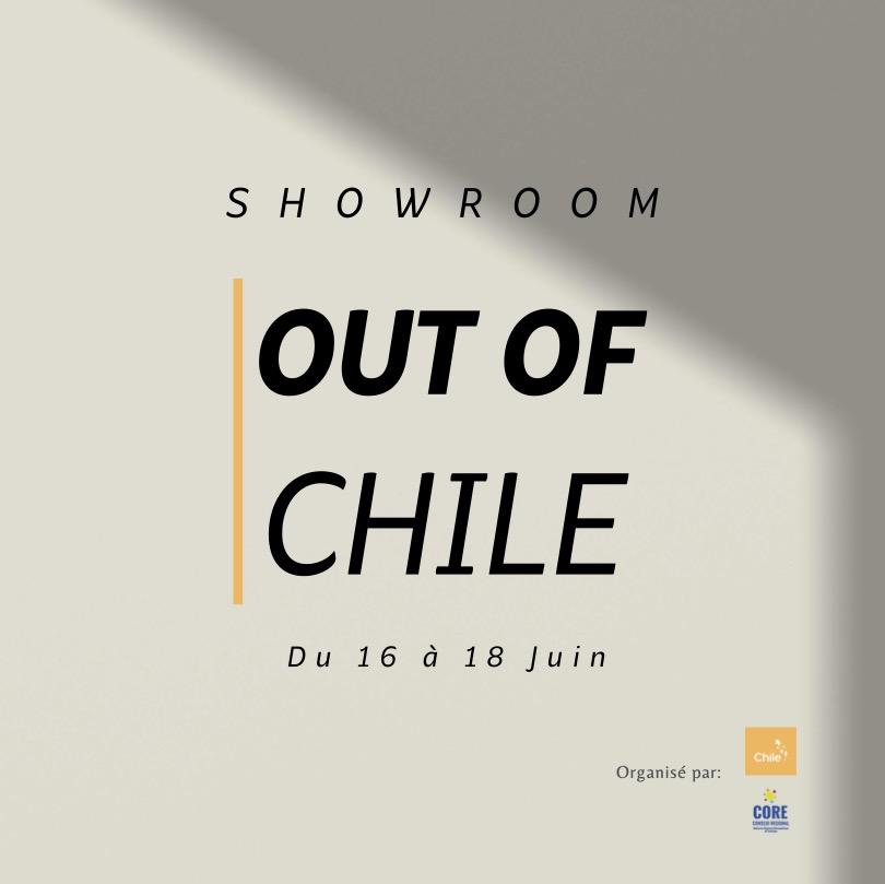Showroom Out of Chile, la actividad que permitirá mostrar el trabajo de diseñadores locales en París