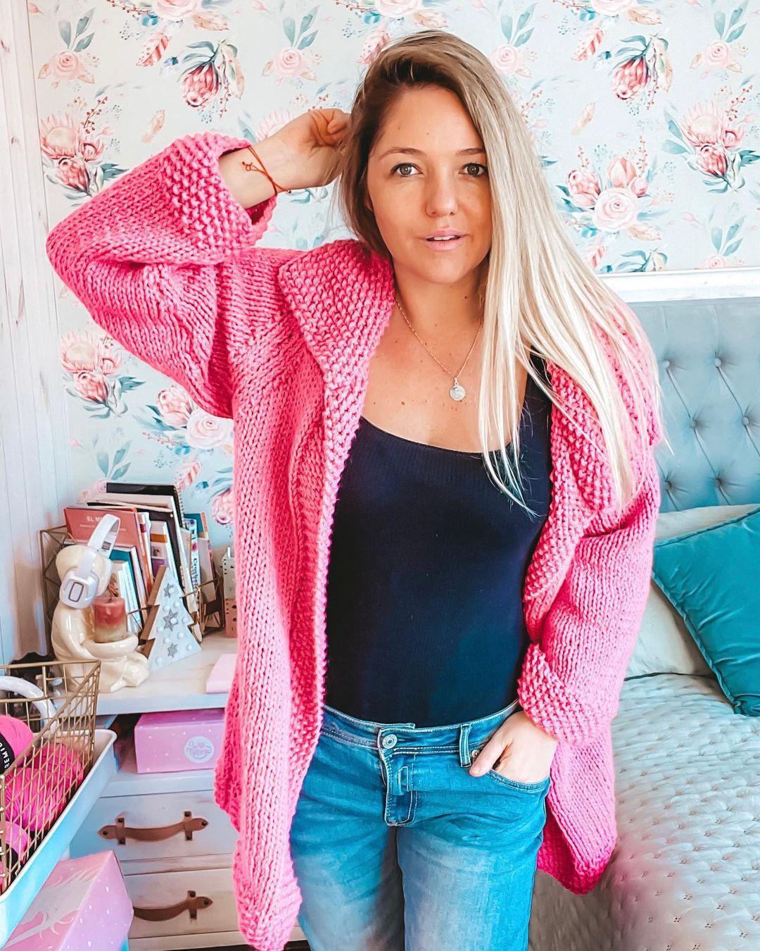 La Nonina Tejedora: Creando y vistiendo el tejido