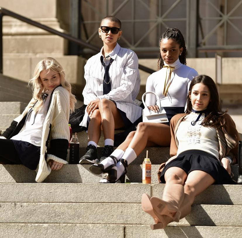 Monse lanzará una colección de ropa inspirada en Gossip Girl