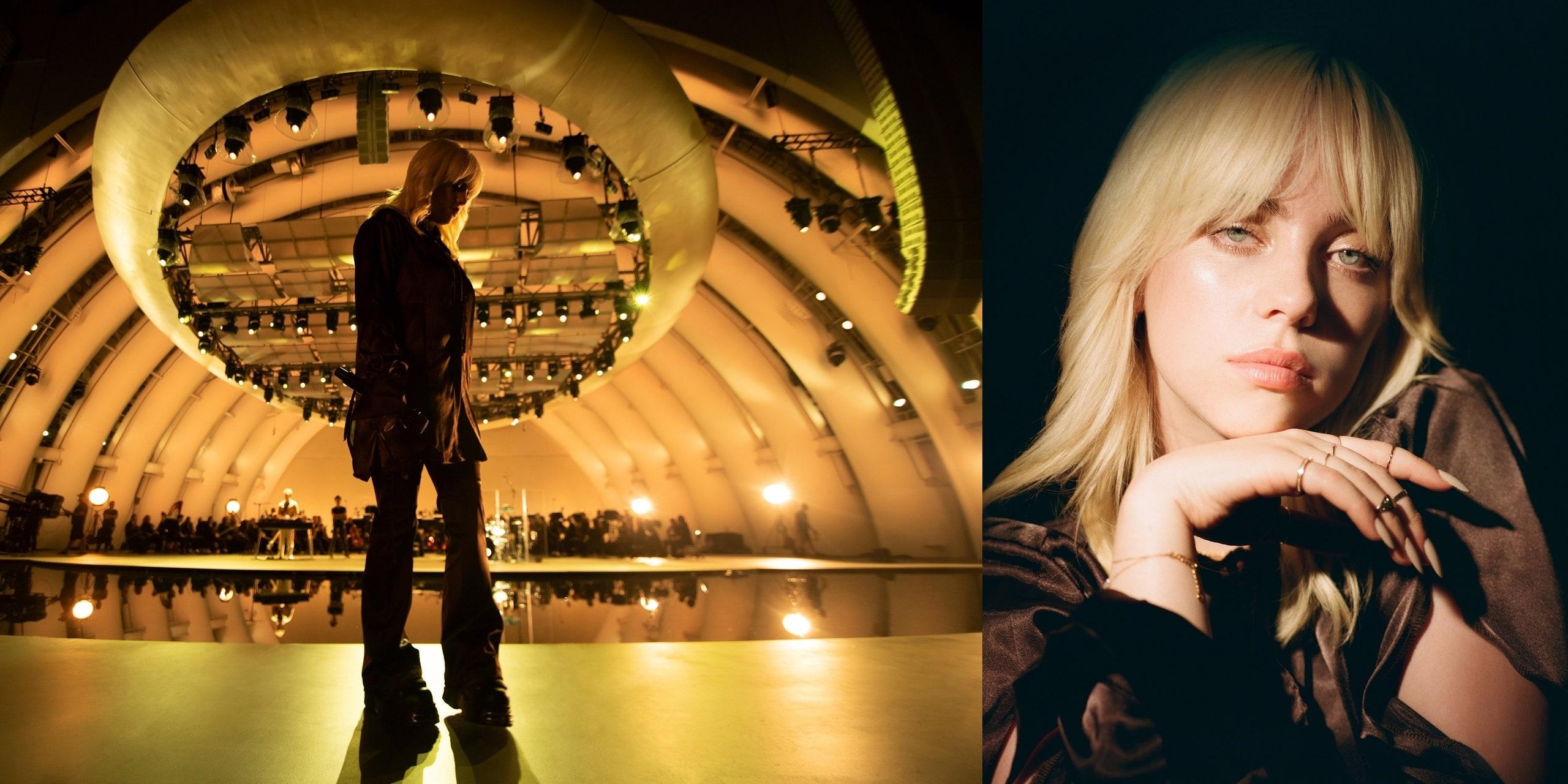 La cantante Billie Eilish anunció 'Happier than Ever: A Love Letter to Los Angeles', un concierto que pronto llegará a Disney+
