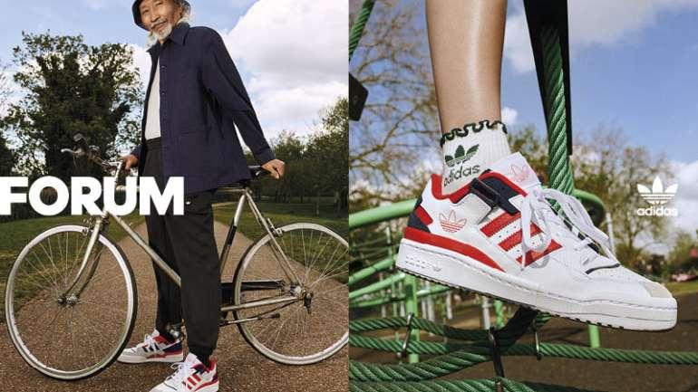 adidas Original reinventa la icónica silueta Forum, y acá te contamos las novedades