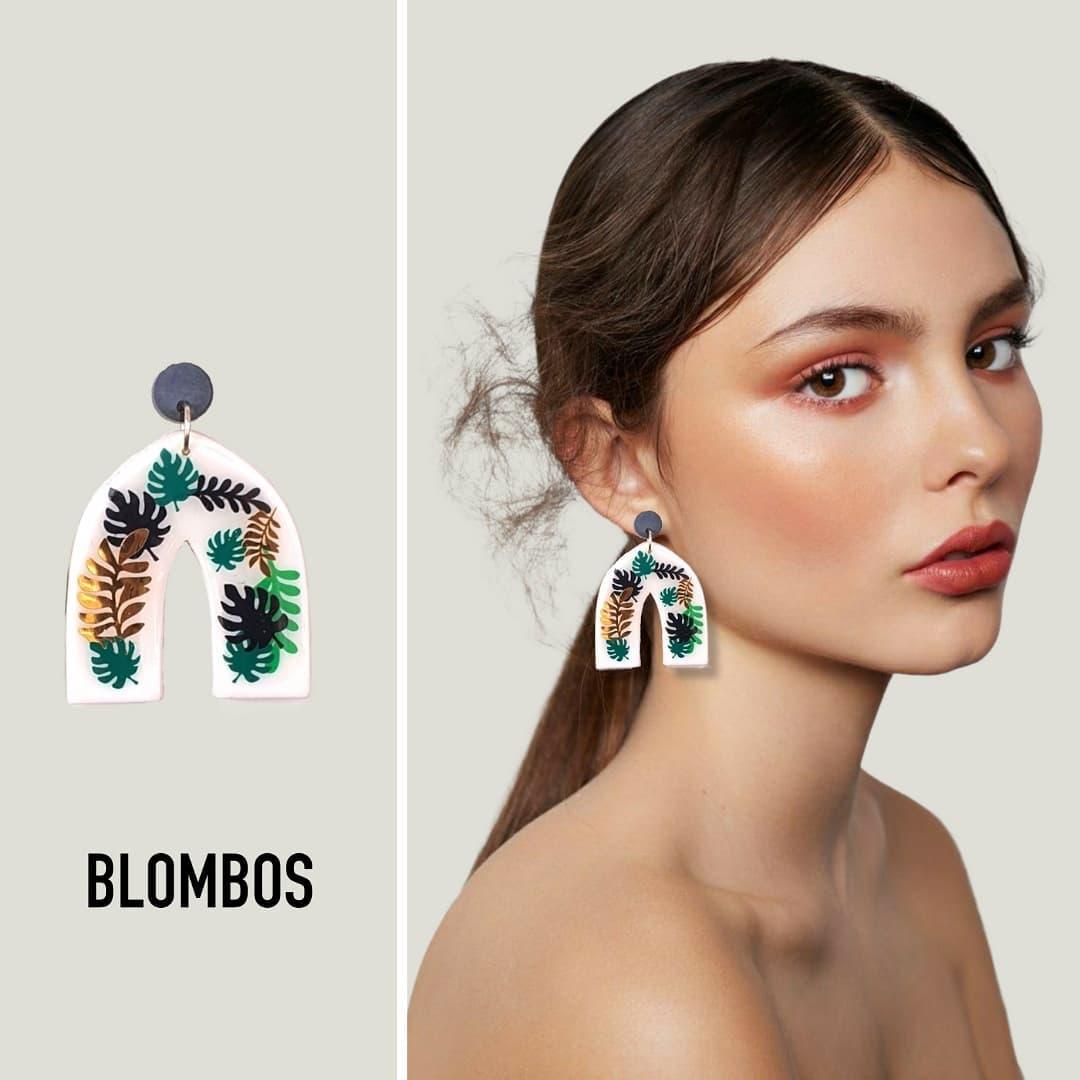 Entrevista a Camila Herrera, la creativa detrás de la marca de accesorios Blombos