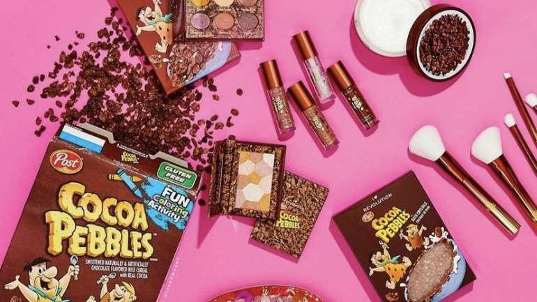 I Heart Revolution crea una colección de maquillaje inspirada en un cereal