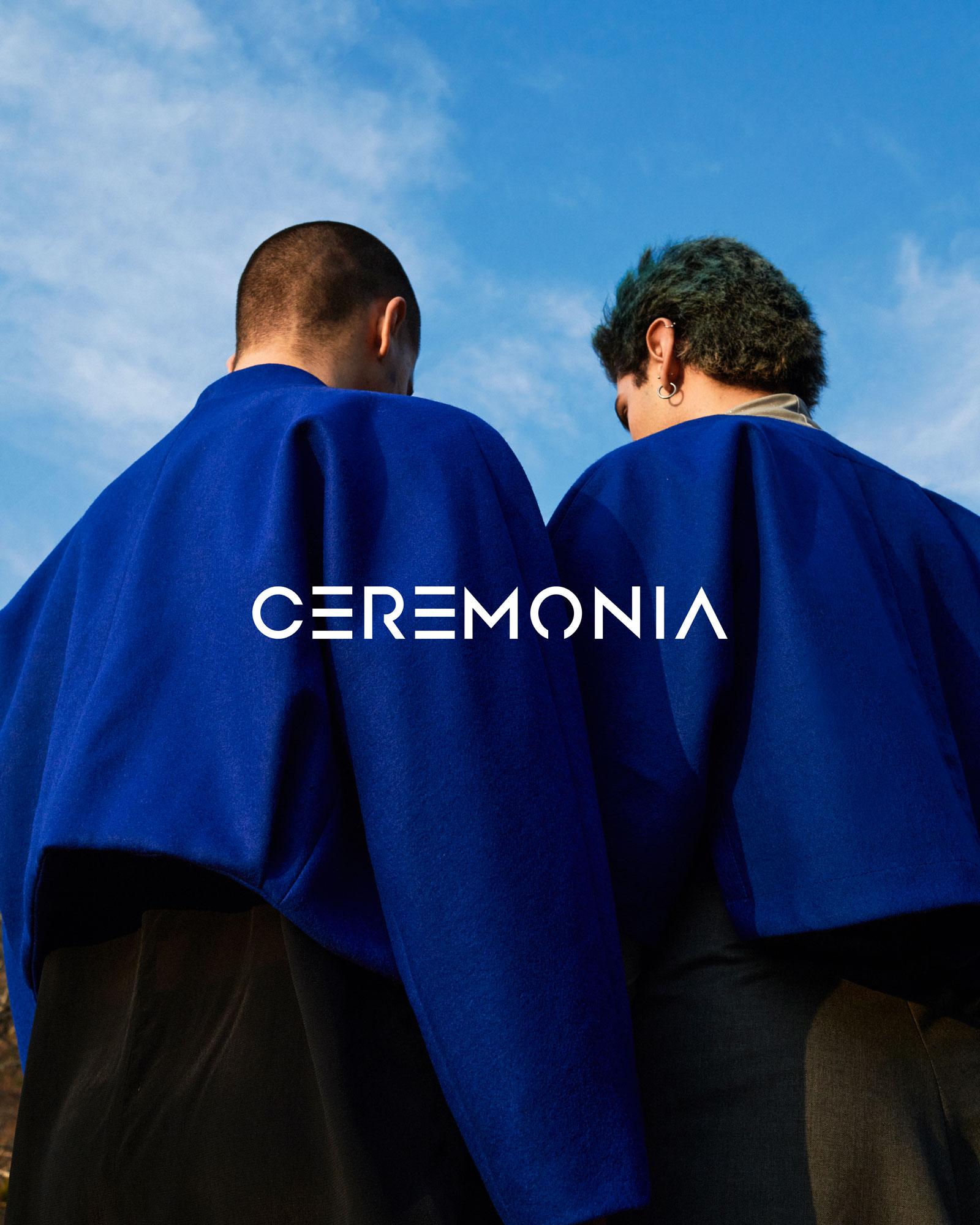 Comunión, la nueva colección de Ceremonia