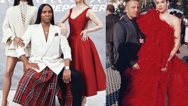 Law Roach y Lorenzo Posocco, los estilistas favoritos del momento