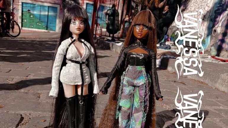 Vanessa, la primera muñeca tipo Bratz creada en Chile