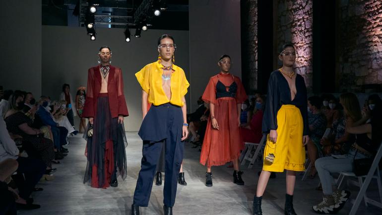 Así fue parte de la última edición de Panamá Fashion Week