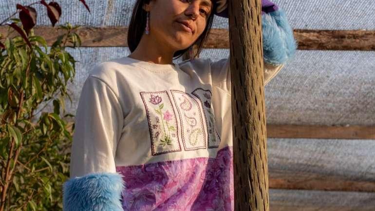 Reciclaje e intervención textil, la apuesta de la marca chilena Navaja Híbrida