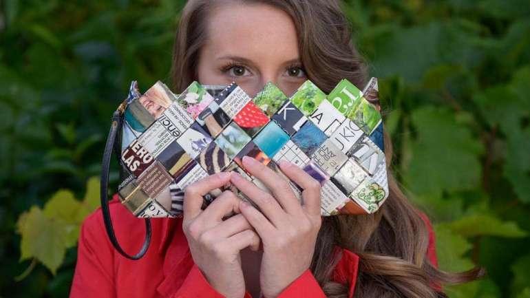 Zory'sLove, la marca española que transforma el papel en increíbles bolsos y accesorios