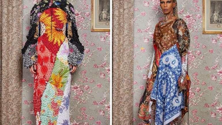 """Ostal 24"": el nuevo fashion film de Marine Serre"
