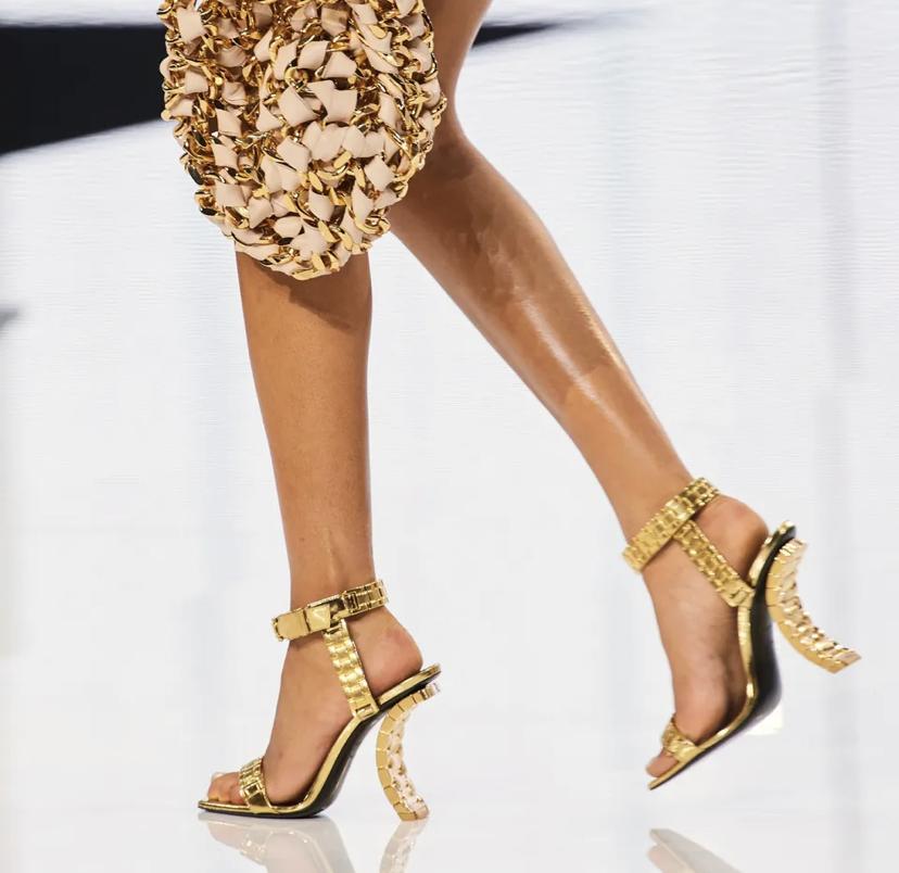 Tendencias de zapatos en PFW