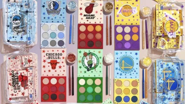 Colourpop X NBA