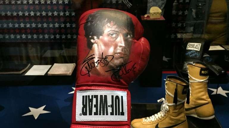 La imperdible colección de Sylvester Stallone en el Museo de La Moda
