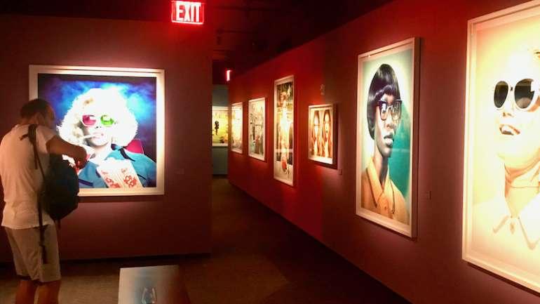 Vimos las exhibiciones de Fotografiska, el museo de la imagen en Nueva York