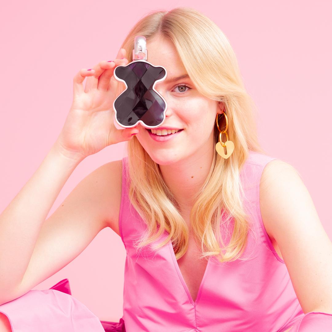 LoveMe Onyx: conoce el nuevo perfume-joya de Tous